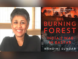 The Barning Train In A New Book The Burning Forest Nandini Sundar Looks At The