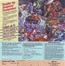 blog 475 transformers artifact of the week 1986 decipher the