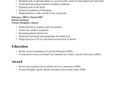 resume beautiful dental hygiene resumes dental hygienist resume
