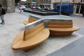 Garden Bench Hardwood Woodscape Bespoke Hardwood Innovative Hardwood Timber Street