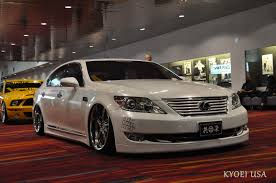 2010 lexus ls 460 youtube sema kyoei usa