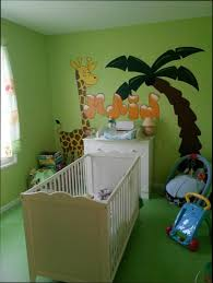 décoration jungle chambre bébé chambre deco deco jungle pour chambre bebe