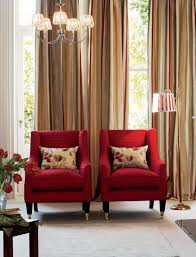 Curtains With Red How To Select Home Fabrics And Create Beautiful Room Decor
