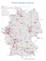 Freiburg Germany Map by Vci Analysis Of The Future Of Basic Chemicals Production In