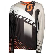 motocross jerseys scott 450 angled motocross jersey 2018 mxweiss motocross shop