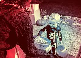 dear prudence on halloween poor kids come to trick or treat in