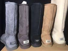 s ugg australia black boots s ugg boots ebay