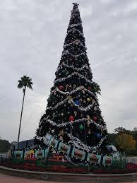 all is merry wreath y and brightly beautiful at disney u0027s