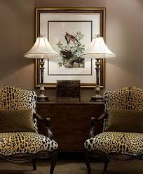 Leopard Chairs Living Room If Zebra And Are Your Thing We The Furniture To Help