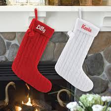 cable knit christmas cable knit christmas personalized christmas gifts