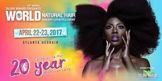 natural hair expo seattle washington 20th annual world natural hair health beauty show april 22