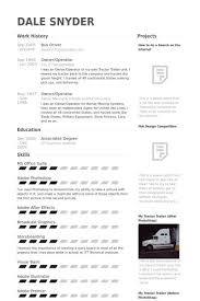 Bus Driver Resume Template Bus Driver Resume Professional Bus Driver Templates To Showcase
