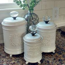 fashioned kitchen canisters 100 likes 6 comments liz nicolettes for the home on