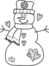 christmascoloring pages to print coloring pages kids