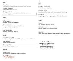 Acting Resume Special Skills Examples by Wan Hao Goa Marriott Panaji North Goa Goa Dineout Discovery
