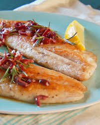 Seafood Recipes For Entertaining Martha by Fish Fillet With Rosemary Recipe U0026 Video Martha Stewart