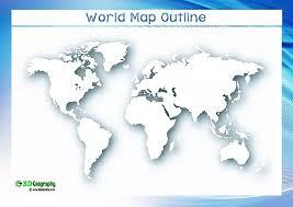 printable world map blank countries blank world maps