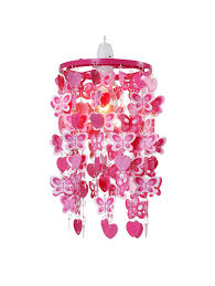 Light Fixtures For Girls Bedroom Children U0027s Bedroom Pendant Ceiling Light Shade Width Pink Hearts
