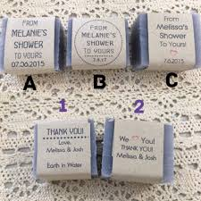bridal shower soap favors 25 wedding shower soap favors baby shower favors wedding favors