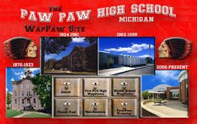 yearbook websites home page pawpawwappaw