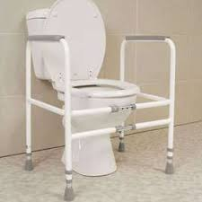Armchair Toilet Raised Toilet Seat And Other Toilet Aids Nrs Healthcare