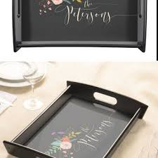 personalized photo serving tray new york city map wedding guest book from mdb weddings mdb