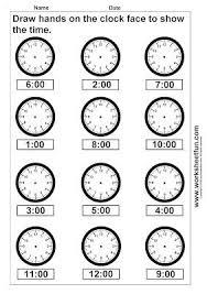 collection of solutions digital time worksheets ks1 on worksheet