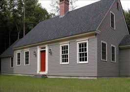 new houses being built with classic new england style new houses being built with classic new england style cape code