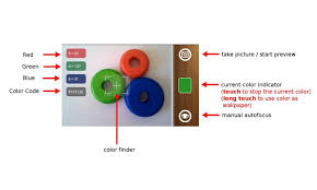 colormeter free color picker android apps on google play