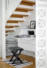 idee de bureau a faire soi meme idee deco sous escalier 12 tete de lit originale a faire soi