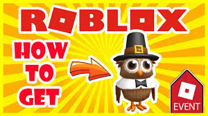 owl item how to get owl buddy roblox bloxgiving event item rollernauts