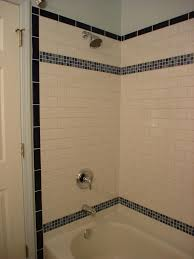 Bathroom Tile Border Ideas Colors 27 Best House Projects Images On Pinterest Bathroom Ideas