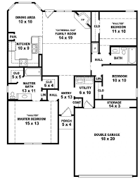 new orleans style floor plans 14 harmonious 1 story 4 bedroom house plans home design ideas