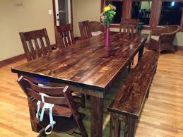 Rustic Dining Room Table Sets by Rustic Farmhouse Dining Table Furniture U2014 Farmhouse Design And