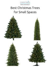 best artificial trees for small spaces tree