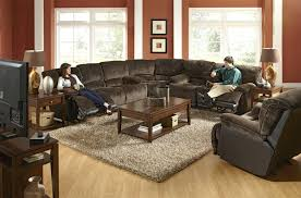sectional sofas recliners small spaces microfiber sofa with