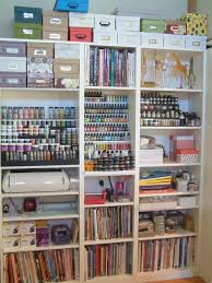 Craft Rooms Pinterest by How To Make Foam Core Shelves To Store And Display Your Crafting