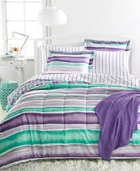 Teen Vogue Bedding Violet Comforter by Purple And Teal Teen Ruffle Bedding U2013 College Pinterest