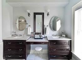 master bathroom vanity with makeup area sacramentohomesinfo