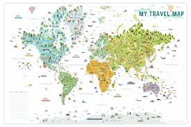 travel world images Interactive world map for kids travel world map geography for jpg