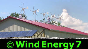 Roof Turbines Home Depot by Home Wind Turbine Youtube
