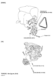 2005 hyundai santa fe alternator trying to remove the alternator