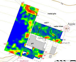 Whidbey Island Map Processing Gpr Data