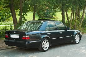 Mercedes E 500 Limited W124 1994 Sprzedany Giełda Klasyków