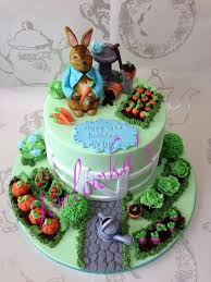 48 best peter rabbit party images on pinterest peter rabbit cake