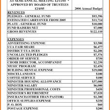 budget bills template church budget spreadsheet template laobingkaisuo with church