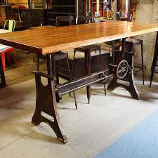 industrial tables for sale d72b21c4a4a48afb9d4cff4b874bb1b1 wooden tables industrial chic jpg