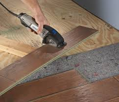 inspiring laminate flooring with attached underlayment with