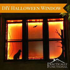 Recycled Halloween Crafts - halloween decorations for windows halloween ideas decorations