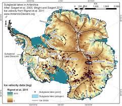Map Of The Gulf Stream Antarctica Antarcticglaciers Org